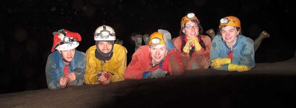 Reading University Caving Club
